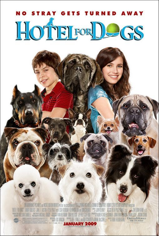 Hotel For Dogs (2009) Main Poster