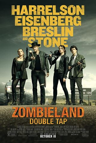 Zombieland: Double Tap (2019) Main Poster