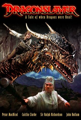 Dragonslayer (1981) Main Poster