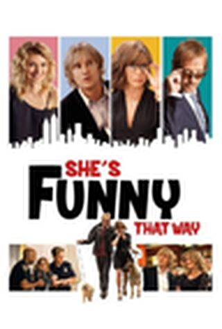 She's Funny That Way (2015) Main Poster