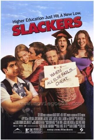 Slackers (2002) Main Poster