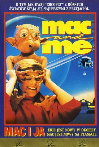 Mac And Me (1988) Main Poster