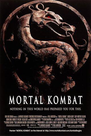 Mortal Kombat (1995) Main Poster
