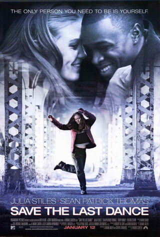 Save The Last Dance (2001) Main Poster