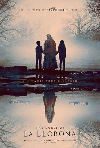The Curse Of La Llorona (2019) Main Poster