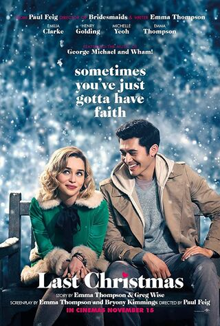 Last Christmas (2019) Main Poster