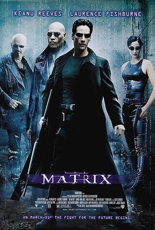 The Matrix (1999) Main Poster
