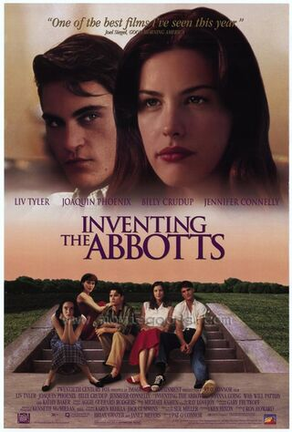 Inventing The Abbotts (1997) Main Poster