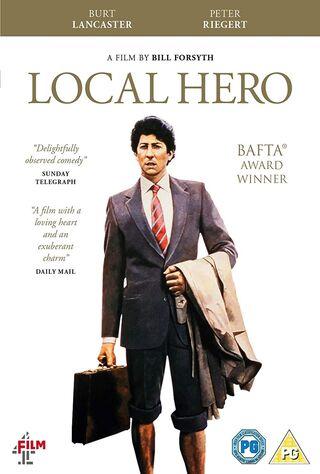 Local Hero (1983) Main Poster