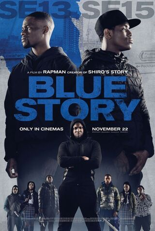 Blue Story (2020) Main Poster