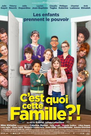 We Are Family (2016) Main Poster