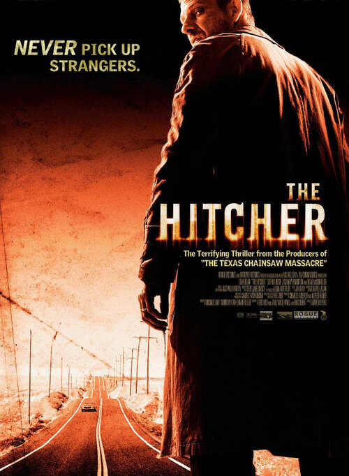 The Hitcher (1986) Main Poster