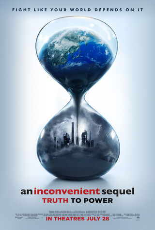 An Inconvenient Sequel: Truth To Power (2017) Main Poster
