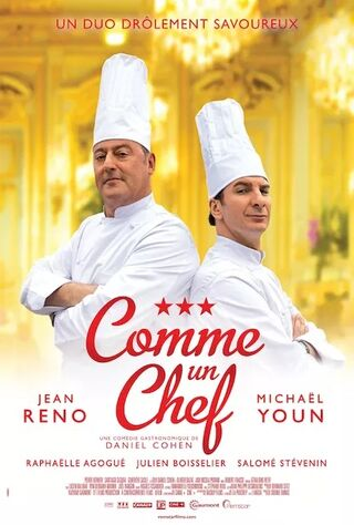 The Chef (2014) Main Poster