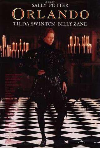Orlando (1993) Main Poster