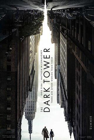 The Dark Tower (2017) Main Poster