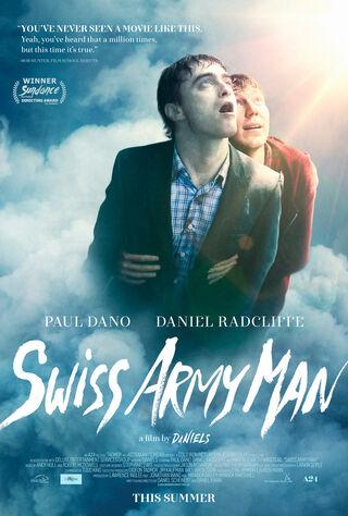 Swiss Army Man (2016) Main Poster