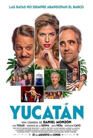 Yucatán (2018) Main Poster