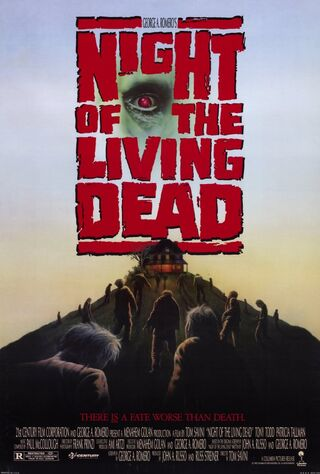 Night Of The Living Dead (1990) Main Poster