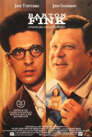 Barton Fink (1991) Main Poster