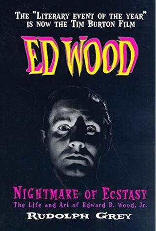 Ed Wood (1994) Main Poster