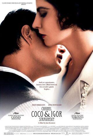 Coco Chanel & Igor Stravinsky (2010) Main Poster