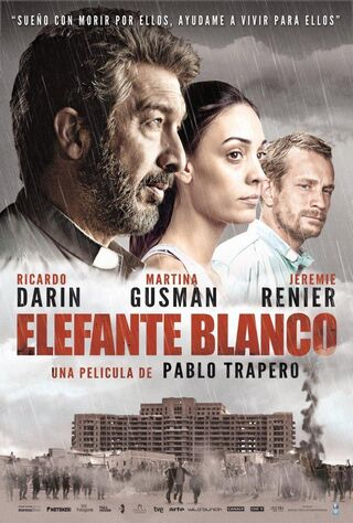 White Elephant (2012) Main Poster