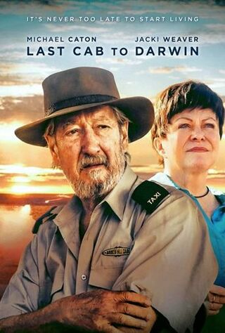 Last Cab To Darwin (2016) Main Poster