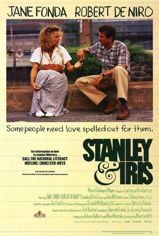 Stanley & Iris (1990) Main Poster