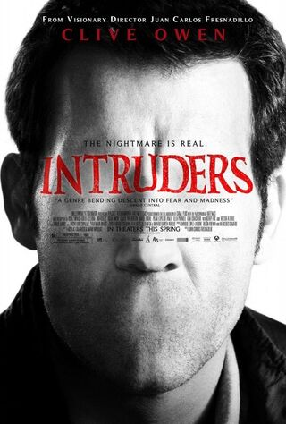 Intruders (2011) Main Poster