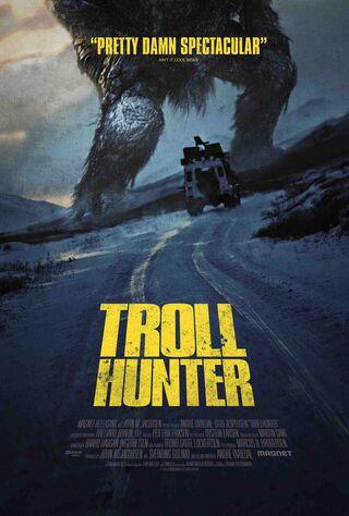 Trollhunter (2010) Main Poster