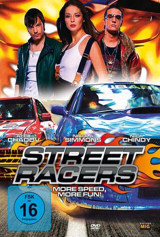 Street Racer (2008) Main Poster