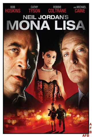 Mona Lisa (1986) Main Poster