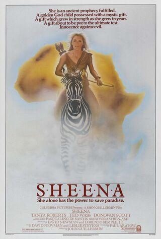 Sheena (1984) Main Poster