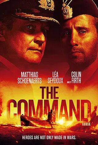 The Command (2019) Main Poster