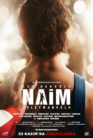 Cep Herkülü: Naim Süleymanoglu (2019) Main Poster