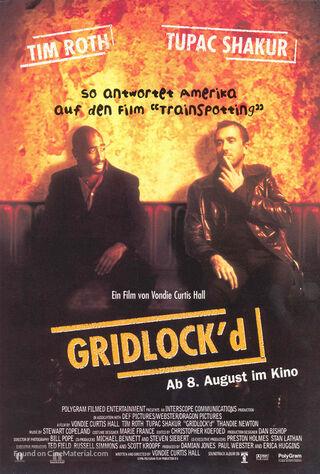 Gridlock'd (1997) Main Poster