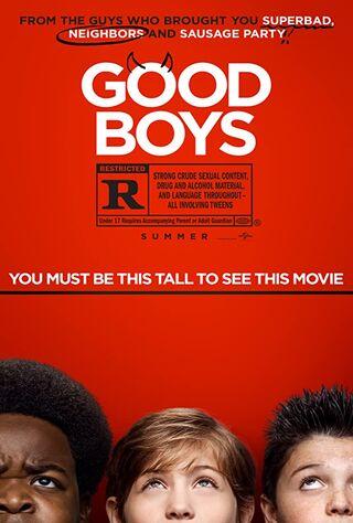 Good Boys (2019) Main Poster