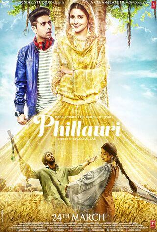 Phillauri (2017) Main Poster