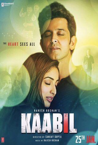 Kaabil (2017) Main Poster