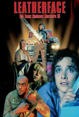 Leatherface: Texas Chainsaw Massacre III (1990) Main Poster