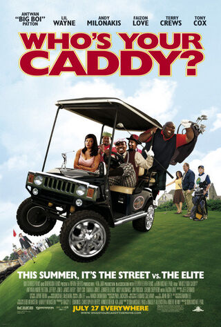 Who's Your Caddy? (2007) Main Poster