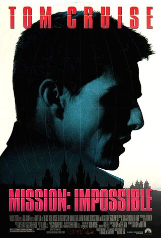 Mission: Impossible (1996) Main Poster