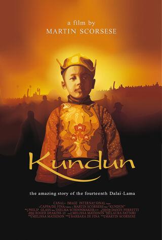 Kundun (1998) Main Poster