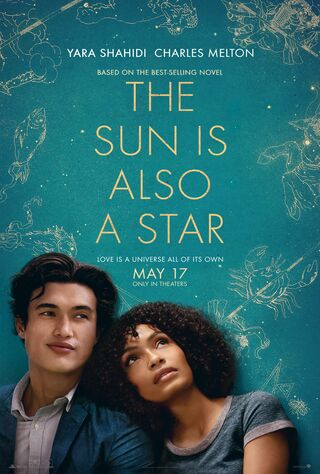The Sun Is Also A Star (2019) Main Poster