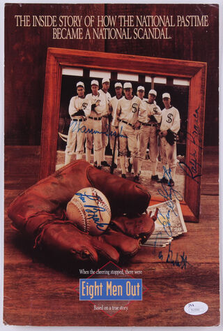 Eight Men Out (1989) Main Poster
