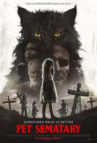 Pet Sematary (2019) Main Poster