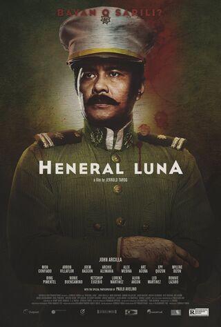 Heneral Luna (2015) Main Poster