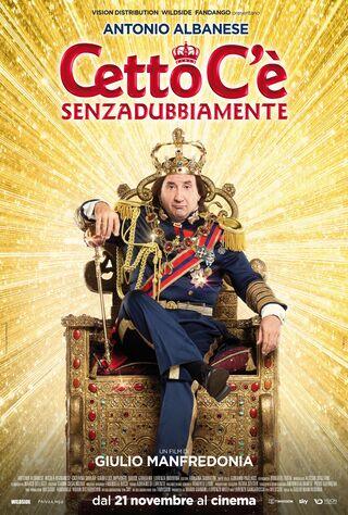 Cetto C'è Senzadubbiamente (2019) Main Poster