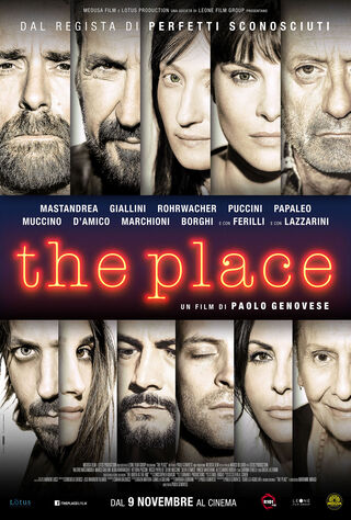 The Place (2017) Main Poster